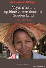 Boek-Myanmar door Ada Rosman