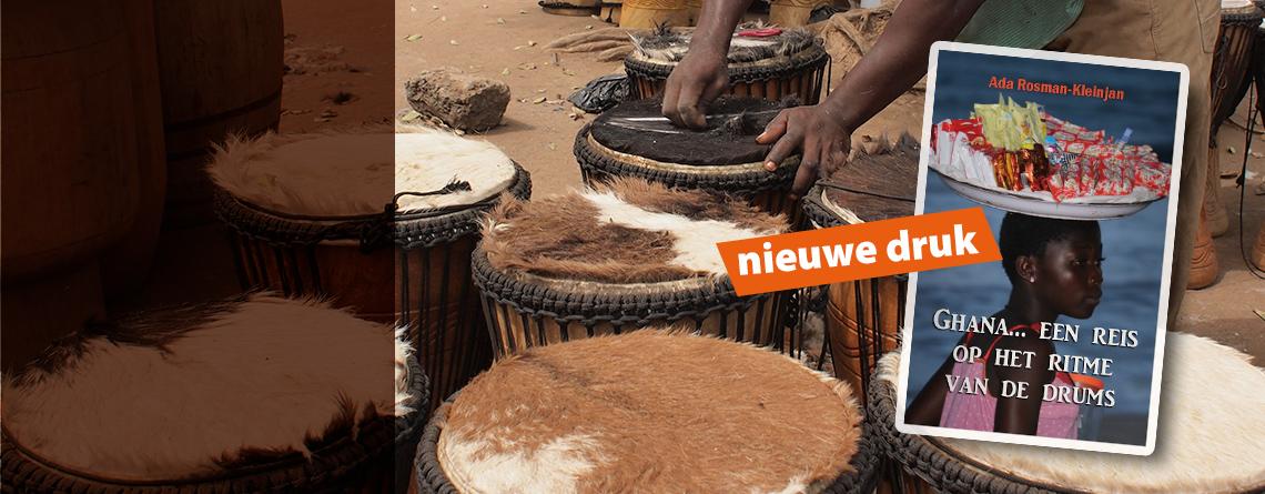 Reisboek: Ghana… een reis op het ritme van de drums