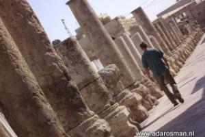 Kasteelheer- en vrouwe… in Jordanië
