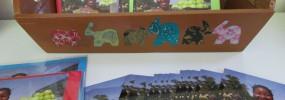 Nieuwe Wombat wereldkaart