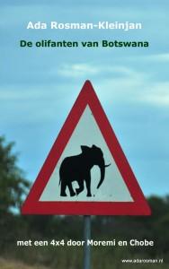 Omslag De olifanten van Botswana