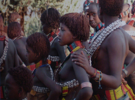 Reis naar Ethiopie