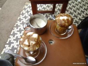 Ethiopie aan de koffie?