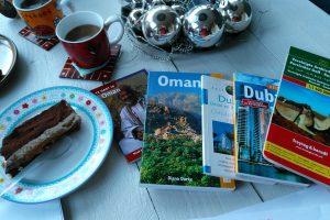 Naar Dubai en Oman