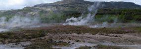 IJsland… land van de eenzame fietser
