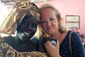 Ontmoetingen in Gambia