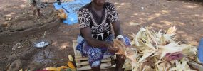De Bassari-mensen van Senegal