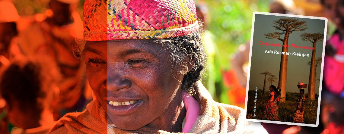 MADAGASKAR-reisboek 'De baobabs van Morondava'